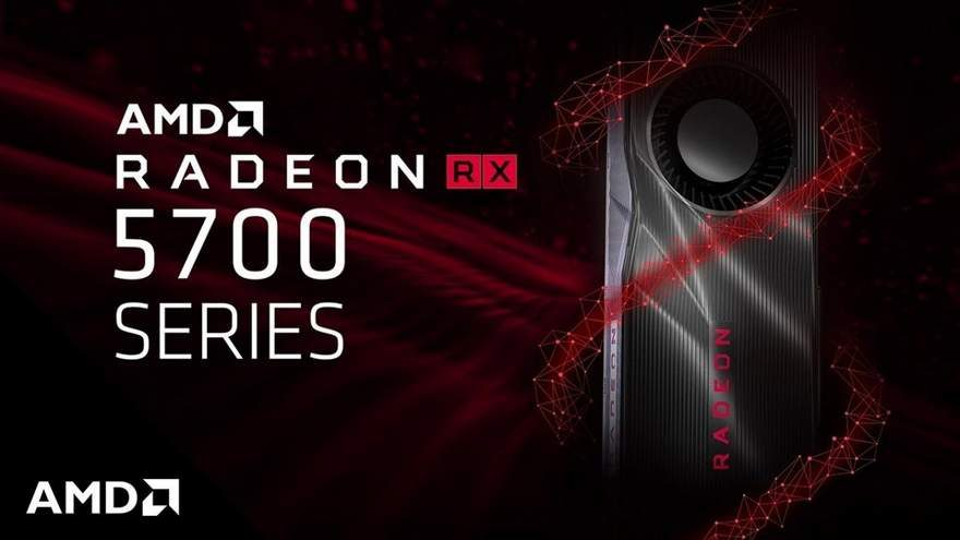 AMD RX 5700 and 5700XT Navi GPUs Now Available