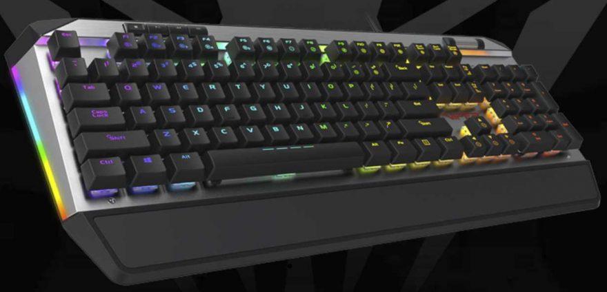 Viper Gaming V765 Mechanical Keyboard Review