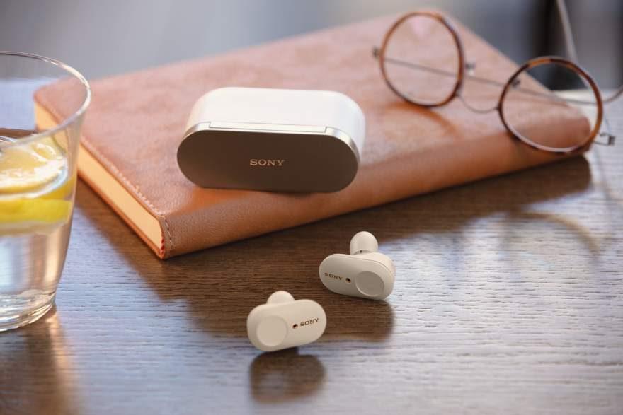 Sony Launches WF-1000XM3 Wireless ANC Earphones