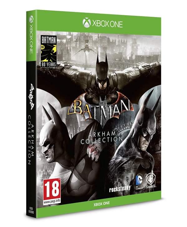 Arkham Collection Steelbook Xbox One