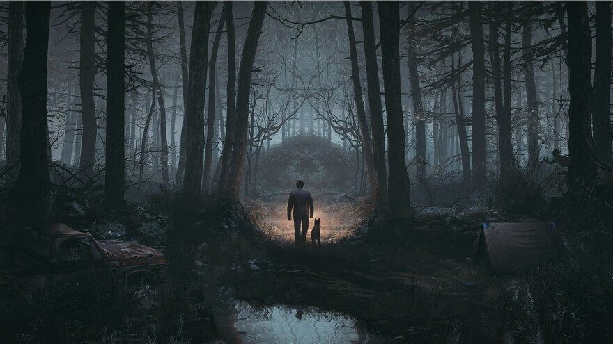 Blair Witch, Horror Game, Bloober Team, Layers of Fear