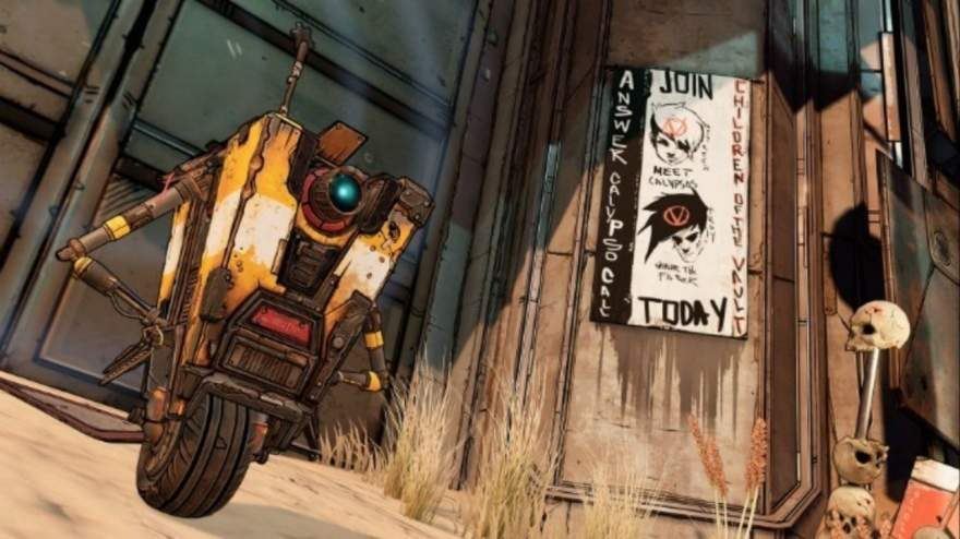 Gearbox Wants Dwayne Johnson to Be in the Borderlands Movie