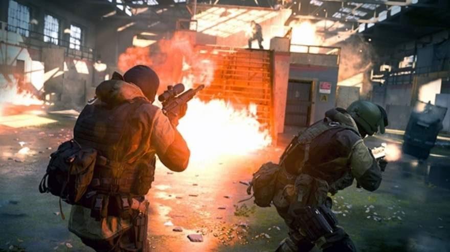 Watch 10-Minutes of CoD: Modern Warfare Mutliplayer Gameplay