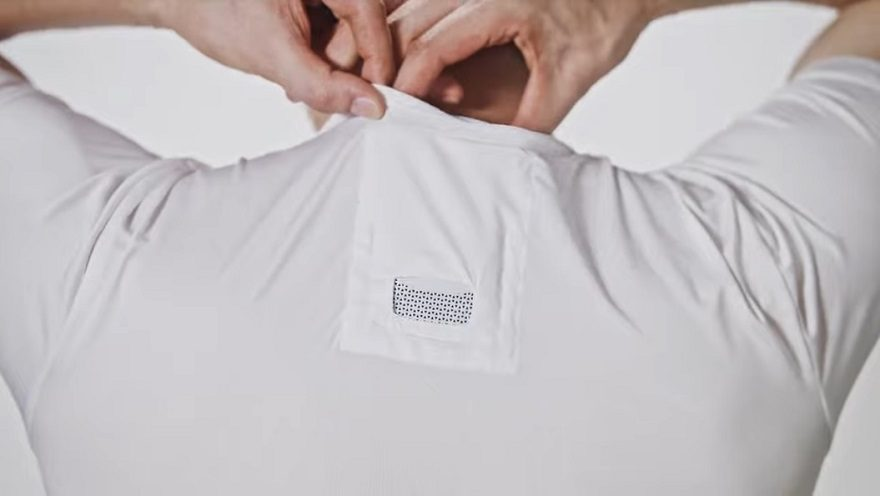 """Sony is Developing the Reon Pocket Wearable """"Air Conditioner"""""""