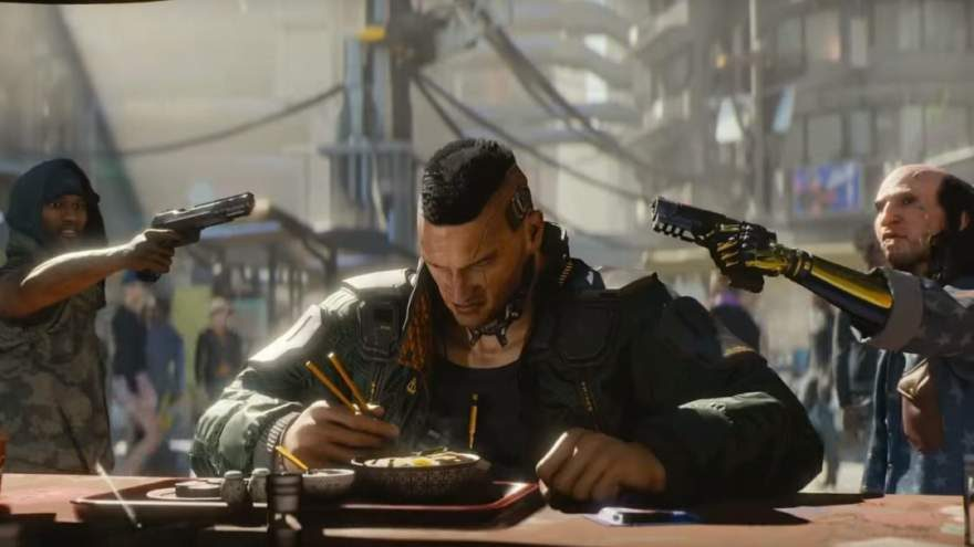 CD Projekt RED Denies Rumours of Two Other Cyberpunk Games