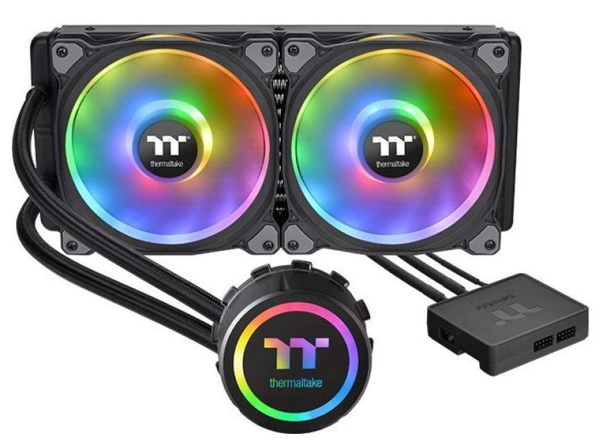 Thermaltake Floe DX RGB AIO Cooler Now Available
