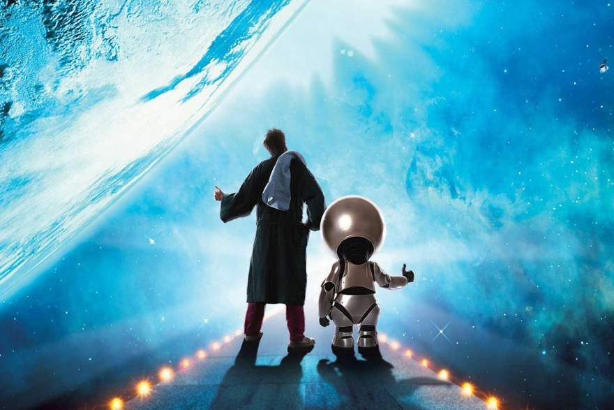 New Hitchhiker's Guide to the Galaxy TV Series Heading to Hulu