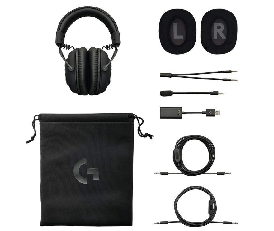 PRO X Headset Accessories