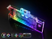Bitspower Launches Lotan RGB Block for RTX 2080 Super