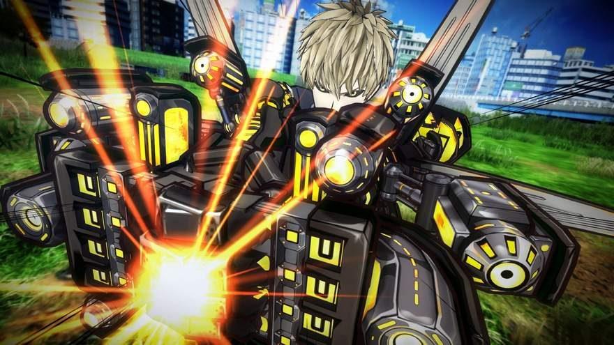 One Punch Man - Hero Nobody Knows screenshot