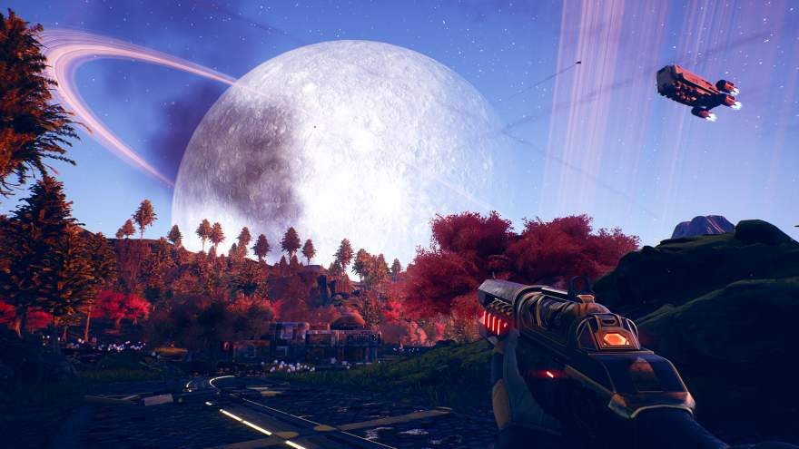 Obsidian's The Outer Worlds Getting Nintendo Switch Release