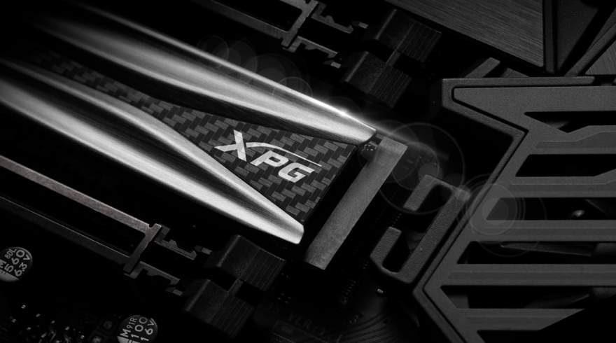 ADATA XPG GAMMIX S50 PCIe Gen 4.0 x4 M.2 SSD Launched