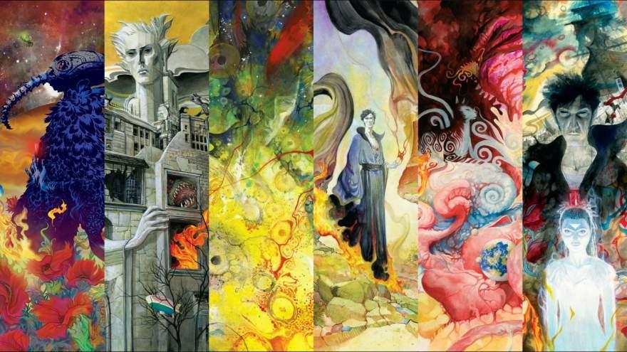 Neil Gaiman's Sandman TV Series Heading to Netflix