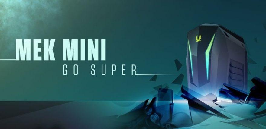 ZOTAC Refreshes MEK Mini Gaming PCs with RTX Super GPUs