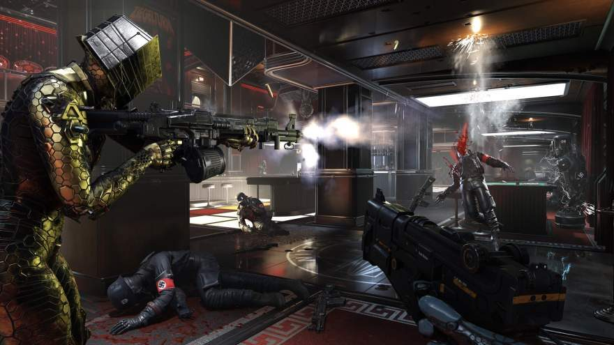 Wolfenstein Youngblood Won't Have Ray Tracing at Launch