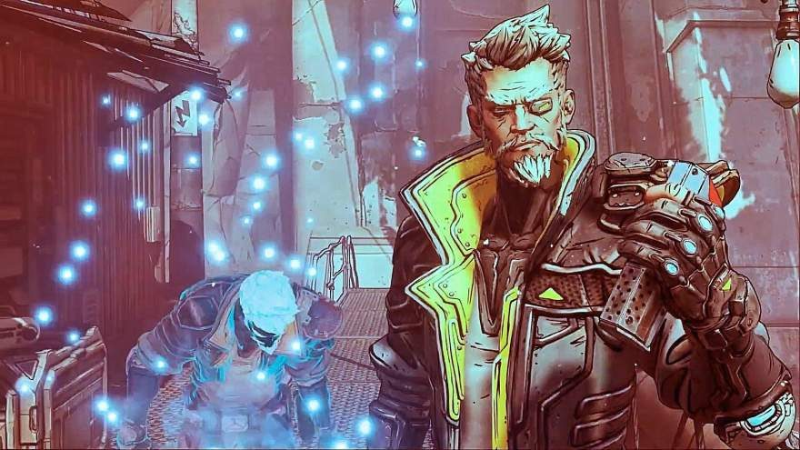Gearbox Introduces Borderlands 3 Character Zane in New Trailer