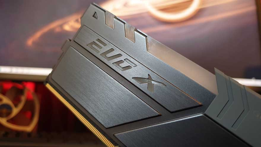 GeIL EVO X II 16GB 3600MHz DDR4 Review