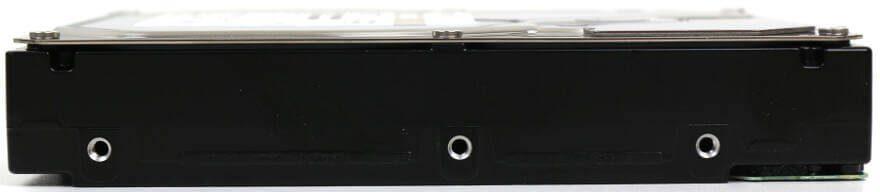 Toshiba N300 10TB NAS Photo view side