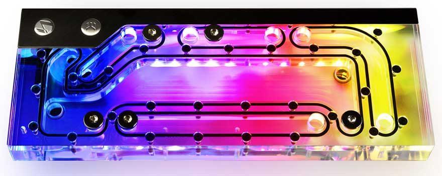 EKWB Release Lian Li 011D Distro-Plate G1