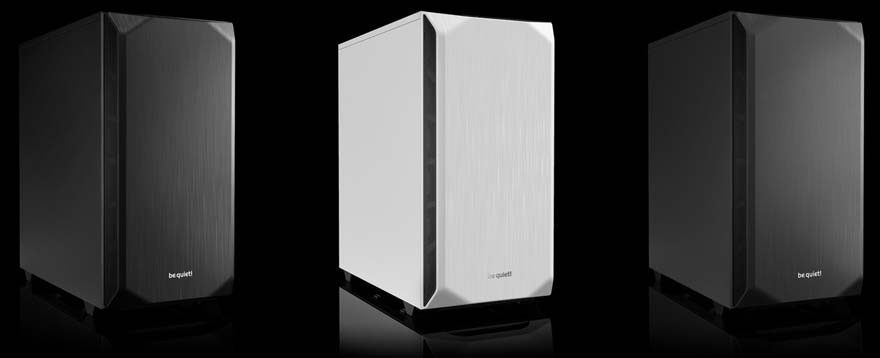 Win A Be Quiet! Pure Base 500 PC Case!