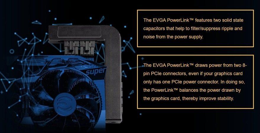 evga powerlink power supply