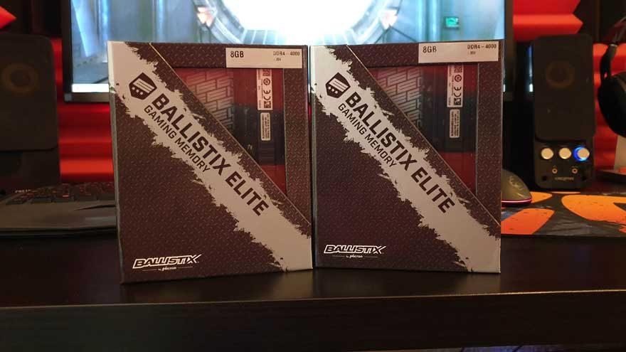 Crucial Ballistix Elite 4000 MHz DDR4 Review