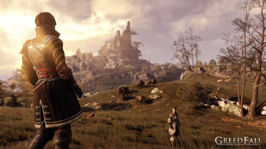 Greedfall PC Requirements and Combat Trailer Released