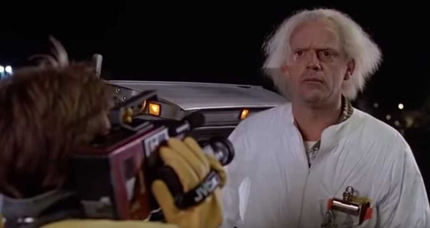 Back to the Future Dubbed with Half-Life Audio is Magical