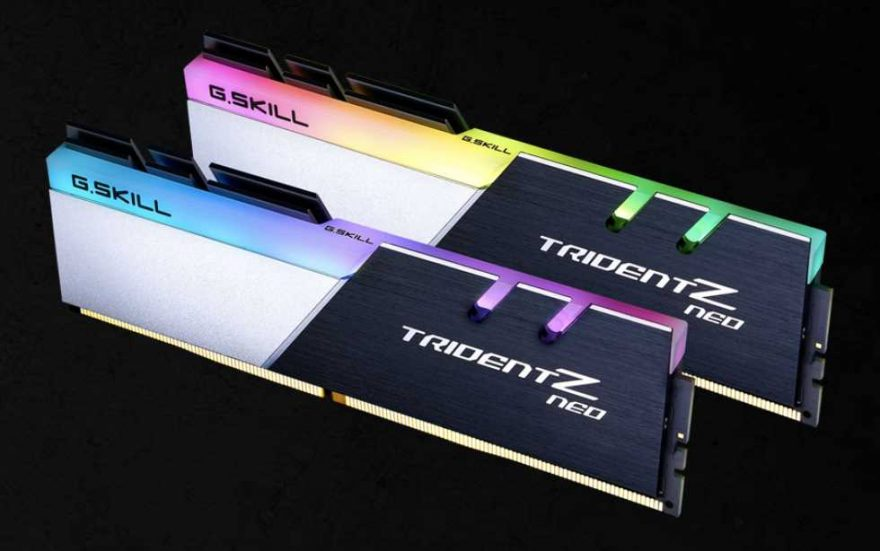 G.Skill Trident Z Neo 3600 Mhz DDR4 Review