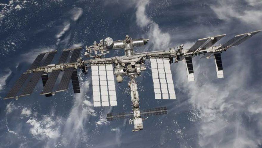 ISS Now Rocking 600 Mbps in Space - Faster Than Your Net?