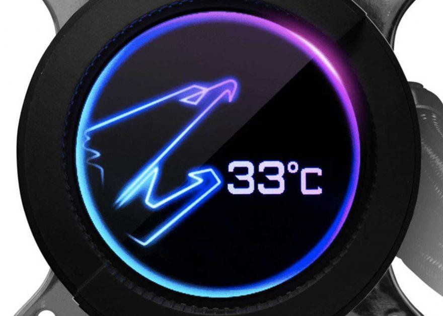 Gigabyte Reveal Their new AORUS Liquid Cooler 240 AIO