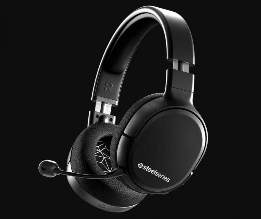 Steel Series Release Arctis 1 Wireless Gaming Headset