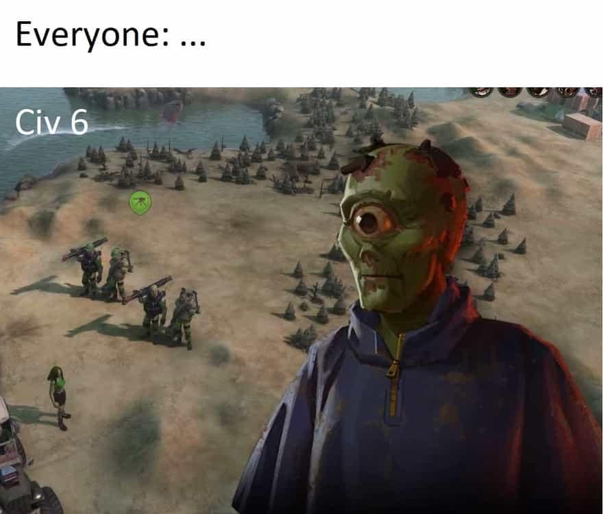 Civ VI Red Death Battle Royale Mode Now Available... But