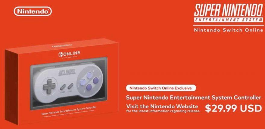 Nintendo Wireless SNES Controllers Finally Released