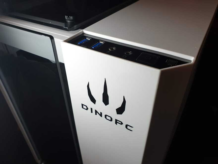 DinoPC Cryolos AMD Extreme PC Review