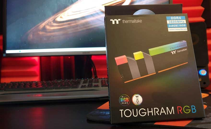 Thermaltake Toughram RGB DDR4 Review