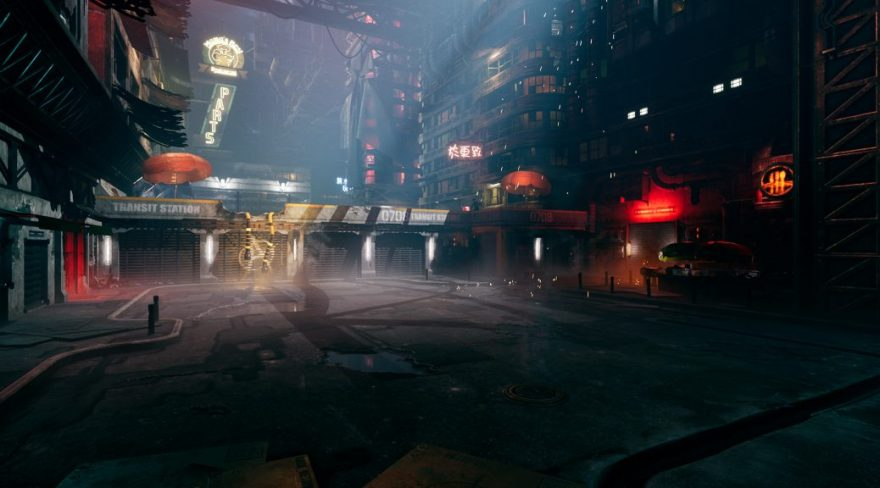 Ghostrunner Set to Feature Ray Tracing