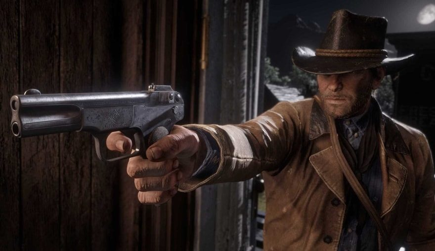 4K Trailer Released for Red Dead Redemption 2 PC