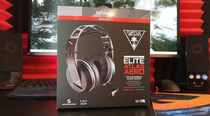 Turtle Beach Elite Atlas Aero Wireless Headset Review 1