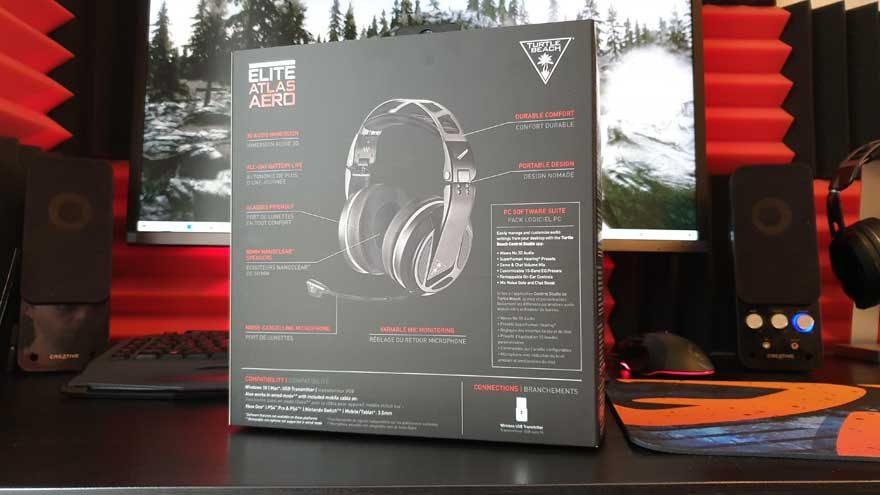 Turtle Beach Elite Atlas Aero Wireless Headset Review 2