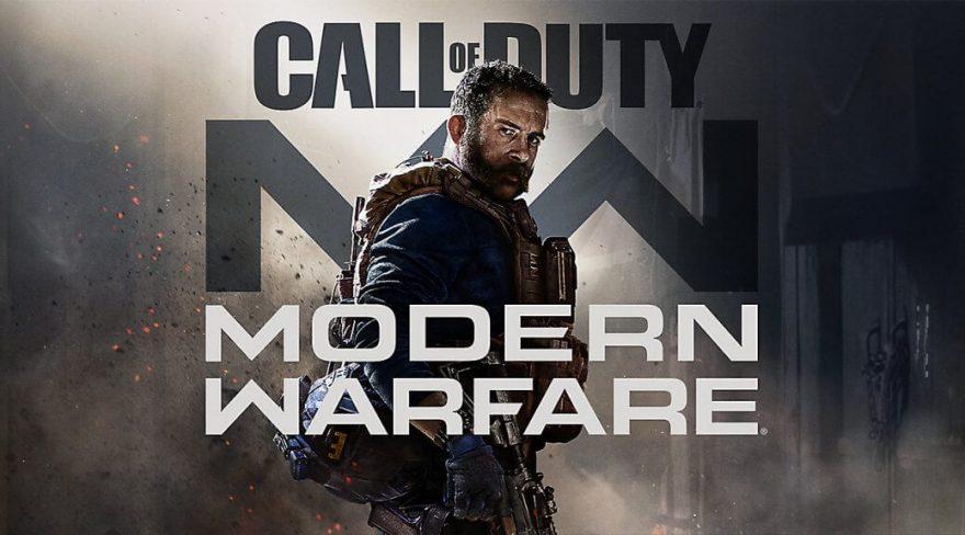 call of duty modern warfar