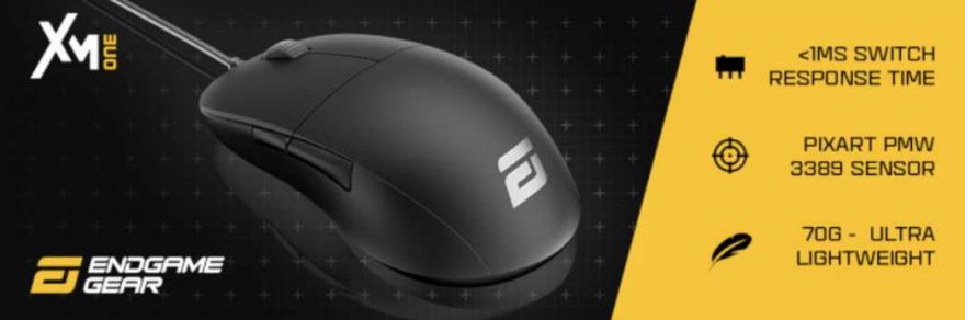 Endgame Gear XM1 Gaming Mouse Review