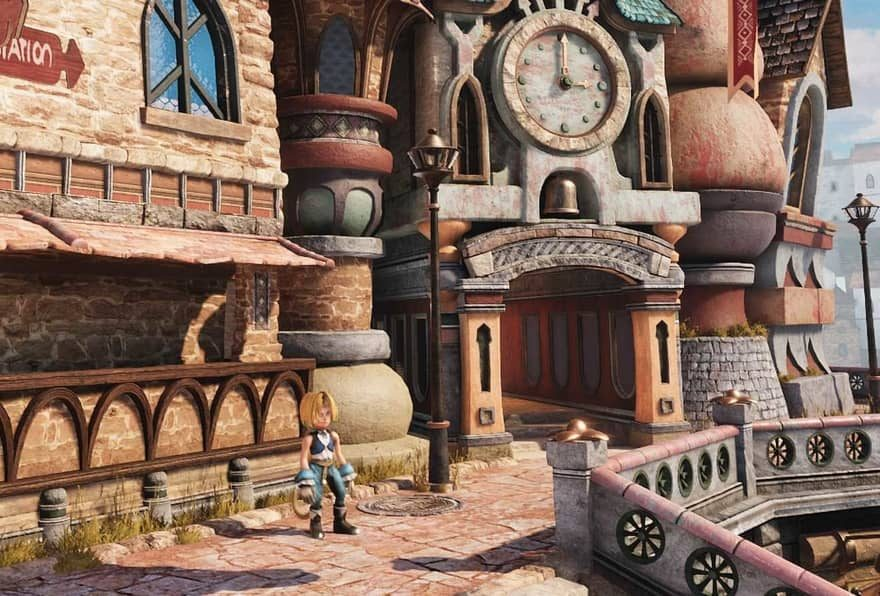A Final Fantasy 9 Remake Could Look This Amazing [Video]