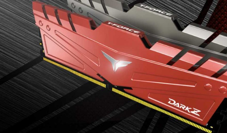TeamGroup T-Force Dark-Z DDR4 Review