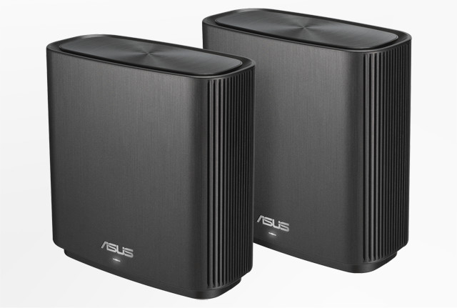 ASUS ZenWiFi Mesh Kit Revealed