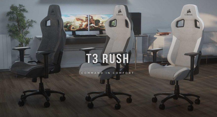 Corsair T3 Rush 4