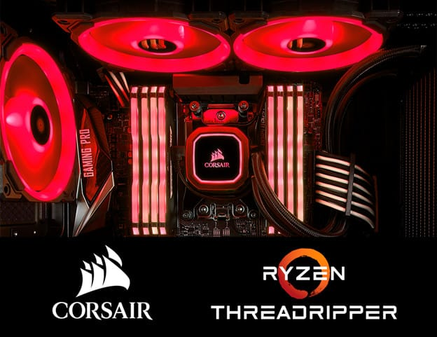 Corsair is Ready for 3rd Gen Threadripper Enthusiasts 2