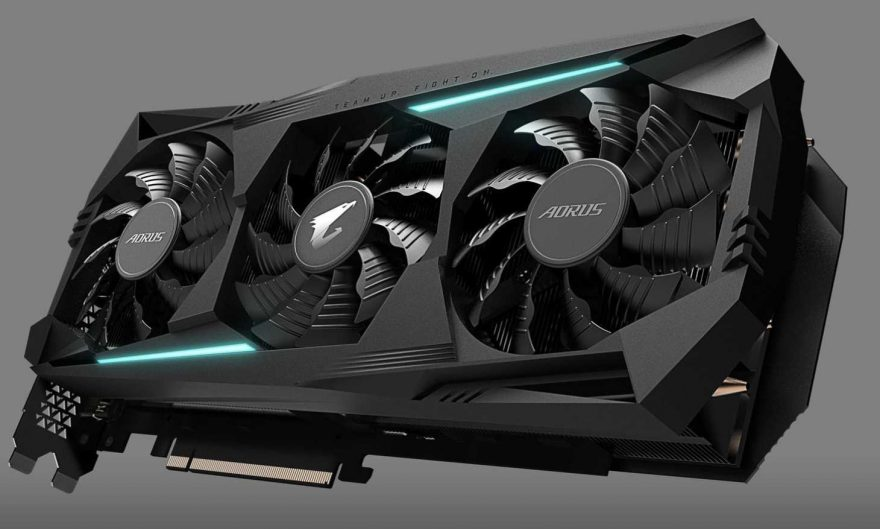 First Look at the AORUS RX 5700 GPU Design