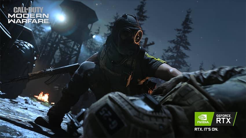 Call of Duty: Modern Warfare Ray Tracing Performance Tested