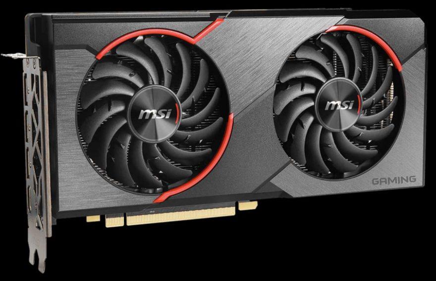 MSI Radeon RX 5500 XT 8GB